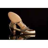 Muse Platinum Gold Leather